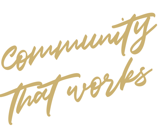 Community that works